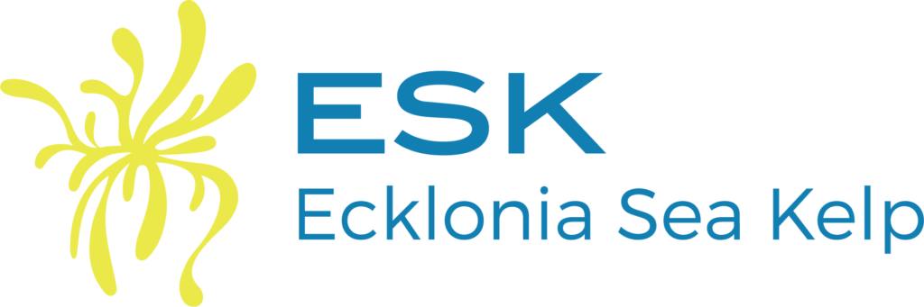 ESK Logo, Ask4Esk, Eckonia Sea Kelp